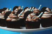 Cookies y Cupcakes crema batido de Oreo