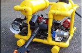 Modificación sumergible ROV Seafox