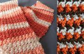 Glover puntada bufanda-patrones de ganchillo gratis y tutoriales en vídeo