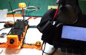 3D impreso 250 carreras Quadcopter