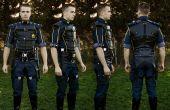 Comandante Shepard acero reforzado uniforme - efecto de masa 3