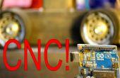 Cómo hacer un Arduino Powered máquina CNC