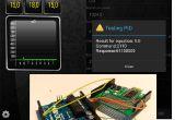 Pantalla Android fácil para Arduino con aplicación par