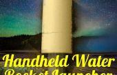 Lanzador del cohete de agua portátil!