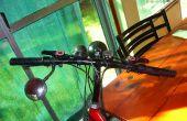 Soporte casi instantáneo p / reparar bici (soporte de reparación de bicicletas casi instantánea)