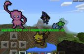 Minecraft como de: Pokemon Sprites/Pixel Art