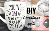 REGALOS de Navidad DIY