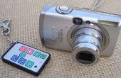 Control remoto para cámaras compactas Canon