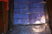 El Darth Solar Powered espacio Ingeniero tablero de Clip y mochila caja