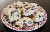La abuela de naranja ralladura de Cookies
