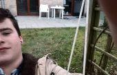 Columpio portátil casera