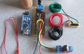 Un cohete de 2 etapas modelo electrónico (con piezas impresas 3D!)