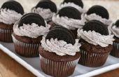 Increíble Cupcake de Oreo!