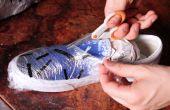 Cómo imprimir los zapatos de lona con Inkodye