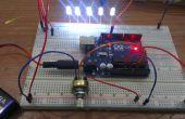 Estroboscópico de Arduino / lámpara estroboscópica
