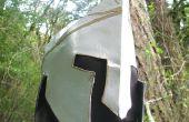 Casco espartano-esq