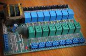 Controlar una placa de relé con un Arduino Uno