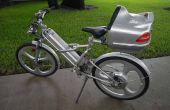 Consejo rápido #2 - un tronco de bicicleta bloqueo económico pero elegante