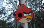 Construir una caja de aves Angry