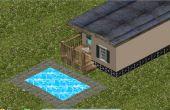 Cómo hacer una piscina en yoville