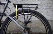 Rack para bicicleta de montaña de suspensión completa de bicicletas