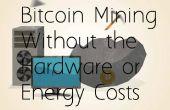 Mina Bitcoins sin Hardware ni los costos de energía!