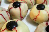 6 golosinas terroríficos para tu fiesta de Halloween.