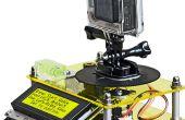 Controlador de Time-lapse Panorama de Arduino