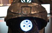 Luz LED para Robot casco