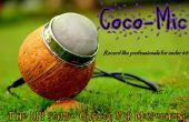 Coco-Mic---El DIY estudio Quailty USB Mic (tecnología de MEMS)