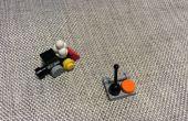 Cómo hacer tren de Lego con controlador RC