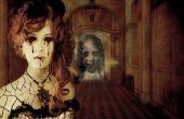 Mi halloween creación - locura asilo
