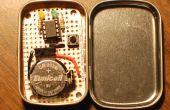 Reloj de bolsillo de nerd