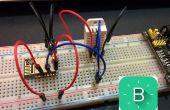 ESP8266-12 blynk temperatura inalámbrico, sensor de humedad DHT22