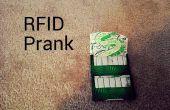 Broma de goma RFID