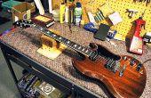 Todo lo que siempre quiso saber sobre el mantenimiento de una guitarra (pero temías preguntar)