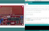 El chipkit dp32 de programación usando el IDE de Arduino