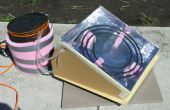 Seguimiento de calentador de agua solar