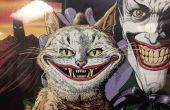 Seguimiento de ojos de gato vía Kinect