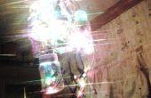 Araña de luces del árbol de Navidad