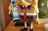 Revoltech personalizado Bob esponja (SpongeBob SquarePants réplica 2.0)