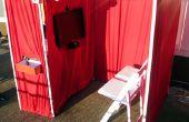 El Photobooth DIY con Control de iluminación