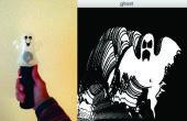 Hackear un juguete de fantasma y dibujar un programa fantasma