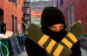 ¿Cómo hacer guantes de Ninja