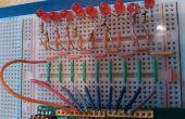 LinkIT uno - luces estroboscópicas