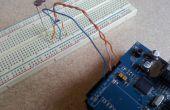Nivel de luz de lectura sobre Internet a través de Arduino con Teleduino