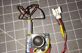 DIY Micro FPV AV transmisor 5.8GHz (FATSHARK compatible)