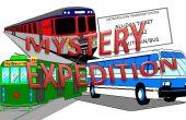 Expedición de misterio - un divertido dia de