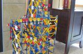 K'nex bola máquina Maze Mania con instrucciones