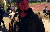 Mi DIY disfraz Hellboy